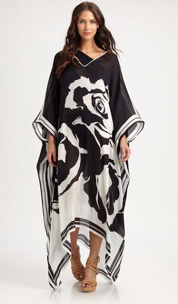 adbe64e4c42e32 EMILIO PUCCI | i would so prance around the house in this caftan | LOVE  it!!!