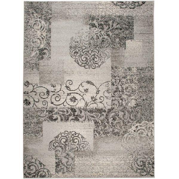 Barite carpets have a very dense pile-2600 gr/m2, Frise type carpets
