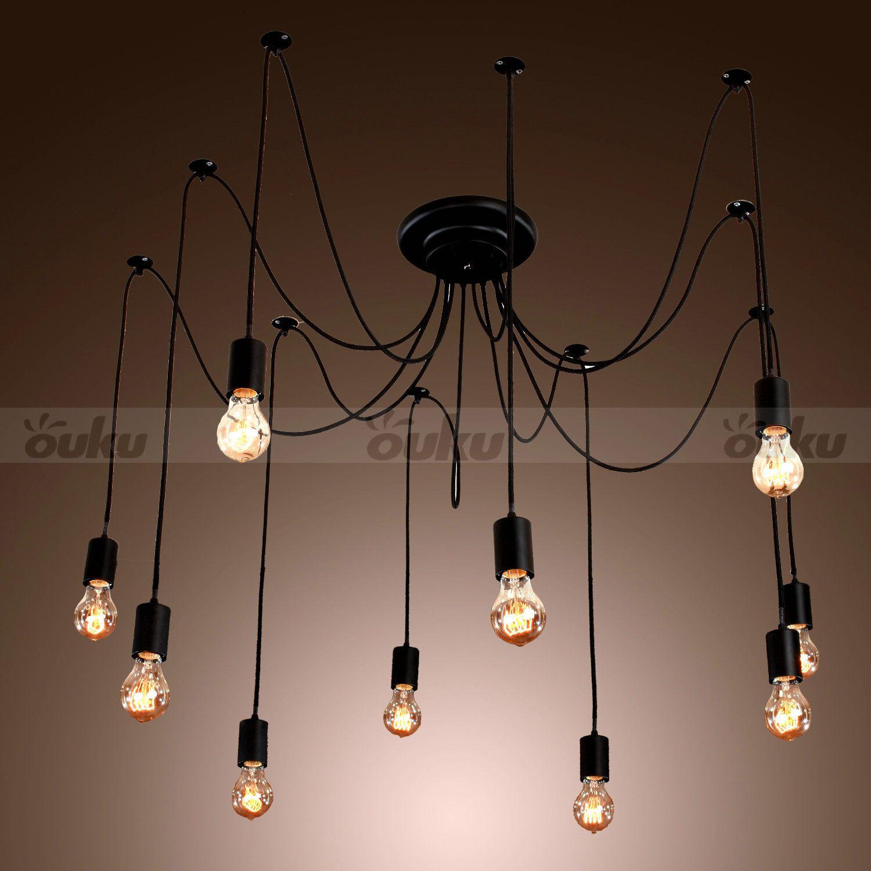 Congenial Chandeliers As Wells As Lights Bulbs Edison Chandelier