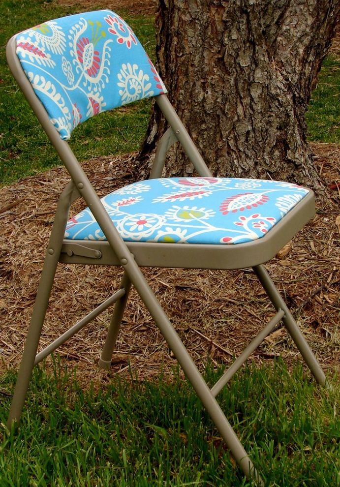 folding chair upgrade