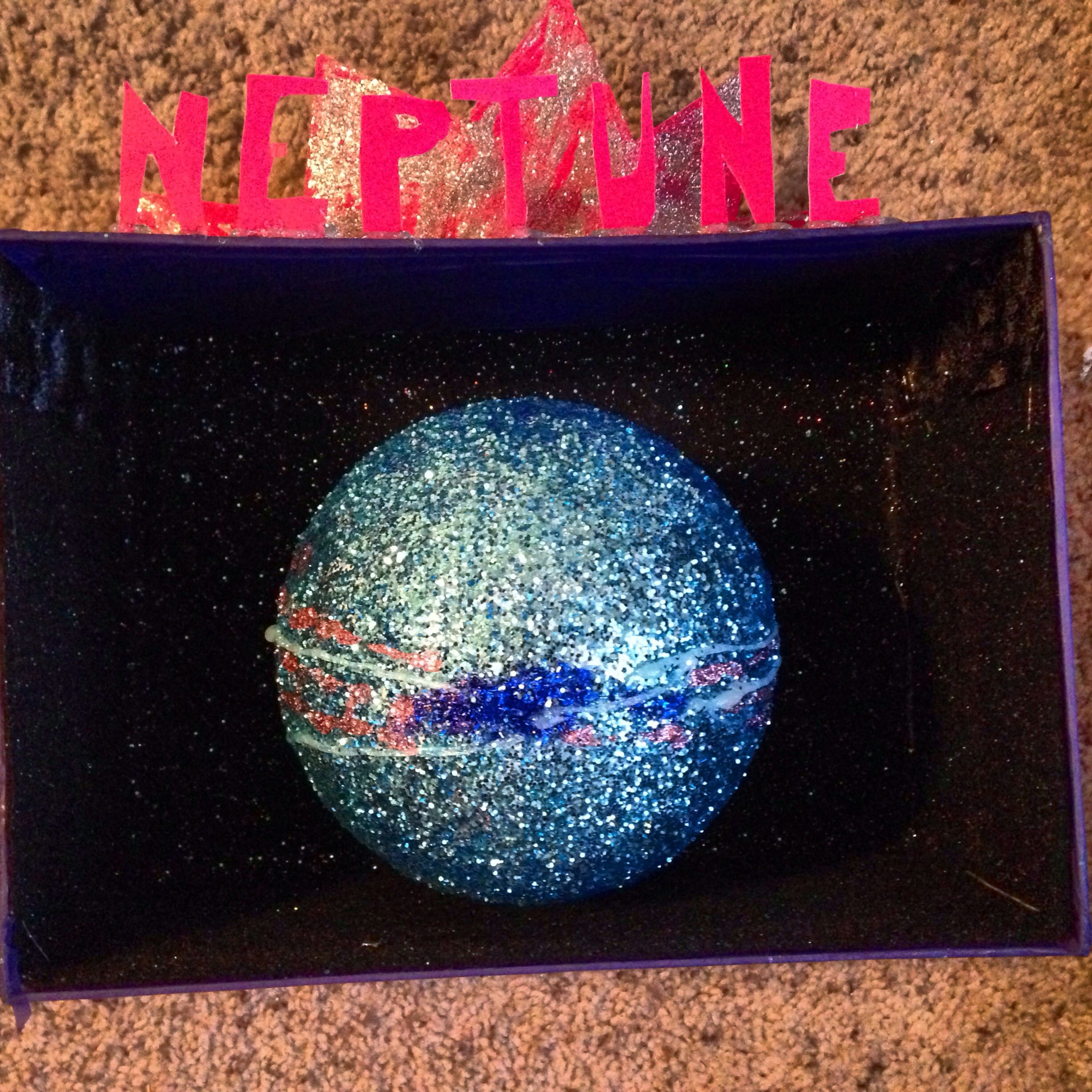 Neptune Planet Project 1st Grade Planet Project Neptune Project Solar System Projects