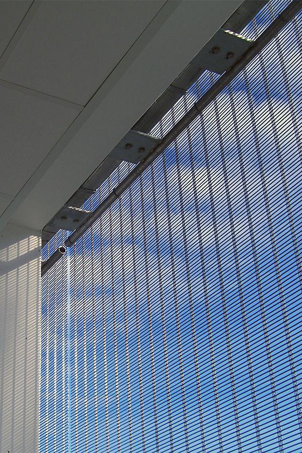 Wire Mesh | Architectural Wire Mesh Facades | Pinterest | Wire mesh ...