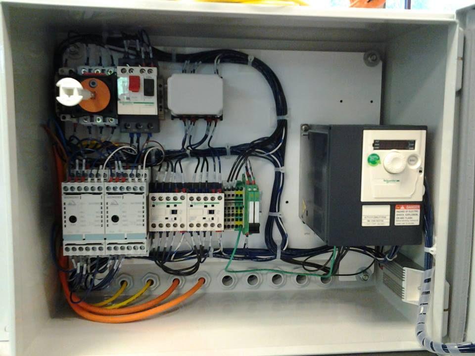 Diagram Electrical Panel Robinsonengineeringinc
