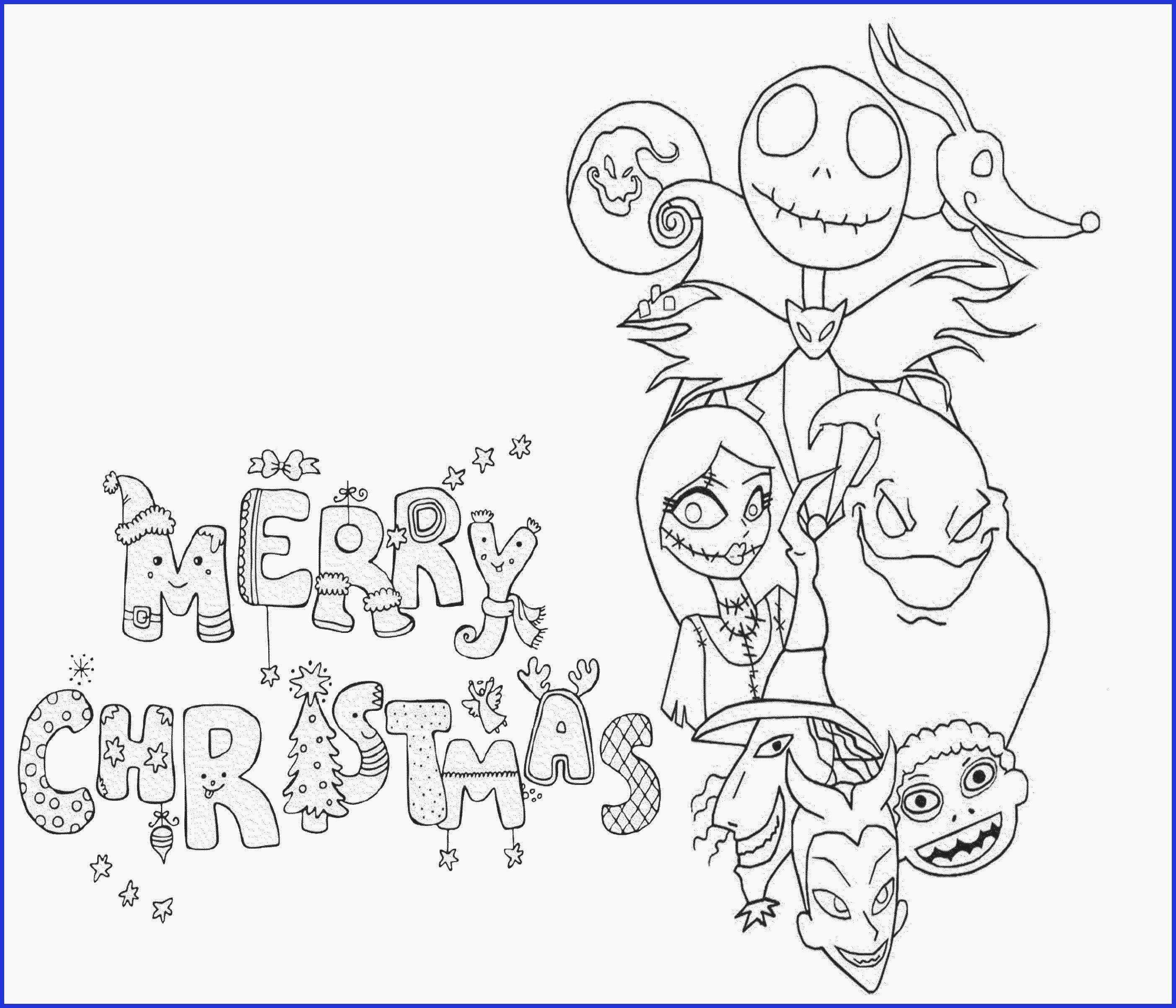 Christmas Gifts Coloring Page (Dengan gambar)