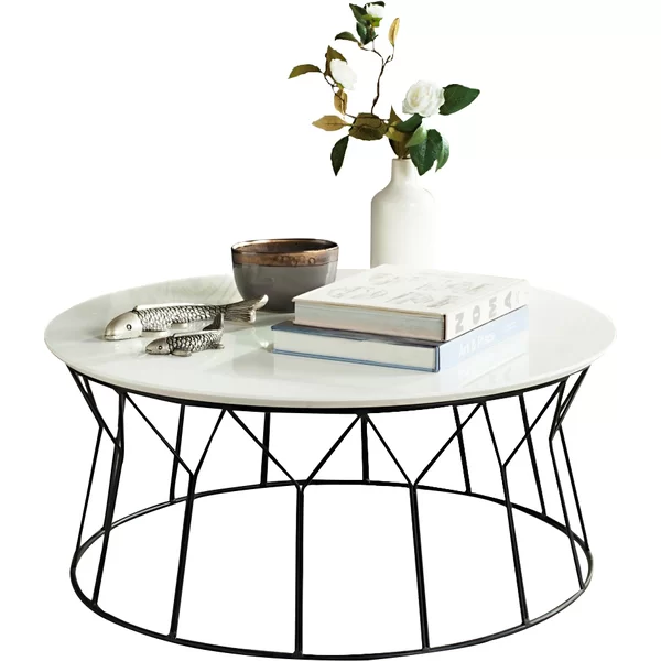 Alcott Coffee Table Stylish Coffee Table Stone Coffee Table