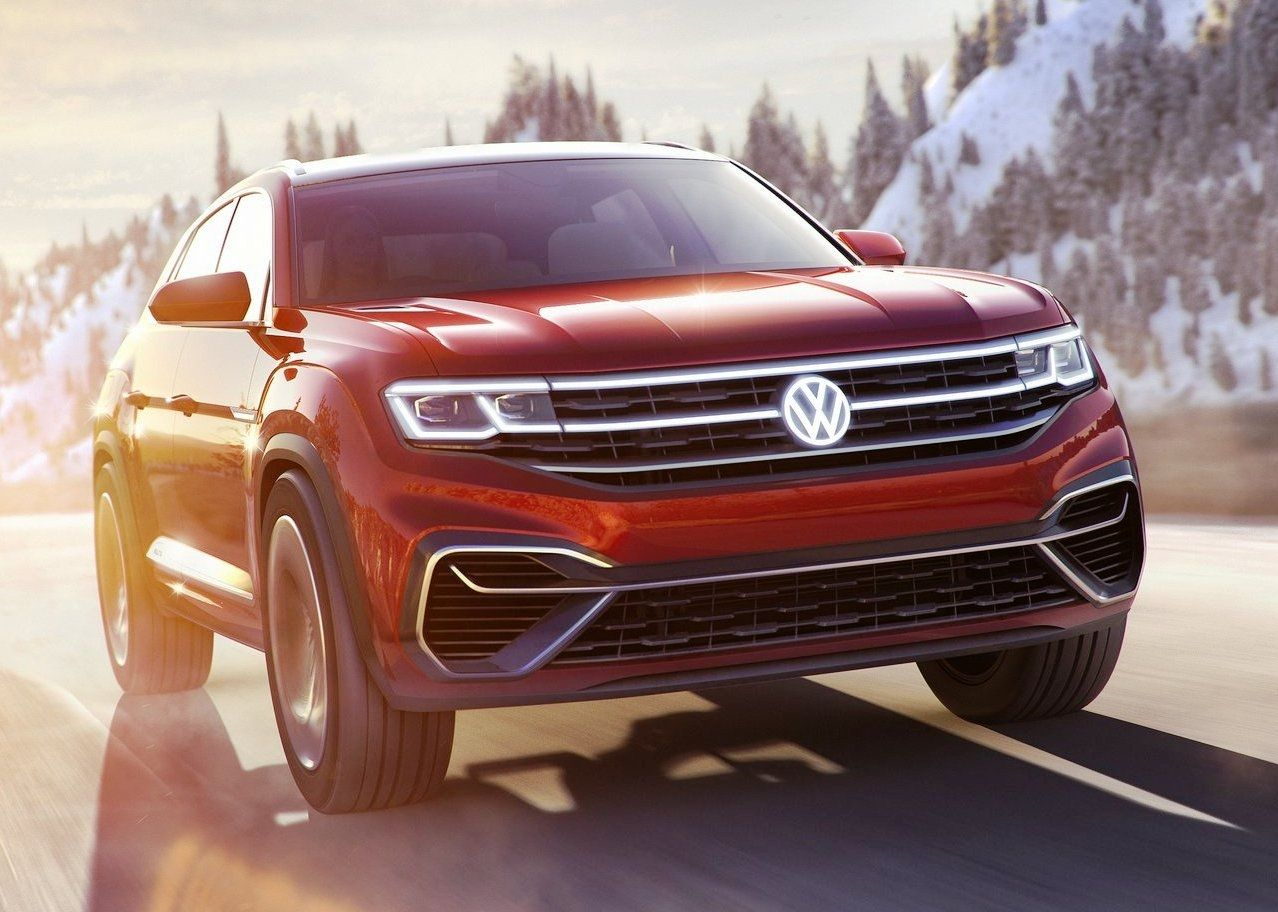 2020 VW Atlas Review, Interior, Features, Price, Release