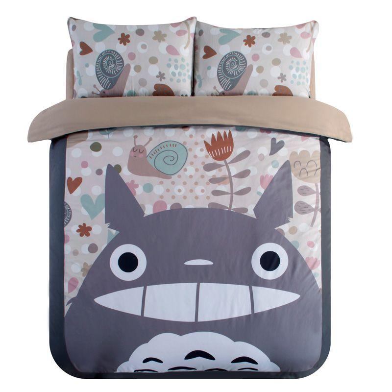 pingl par emma mcmahon sur parure de lit pinterest mon voisin totoro reine roi et mon voisin. Black Bedroom Furniture Sets. Home Design Ideas