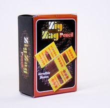 Zig Zag Pencil - Boxed