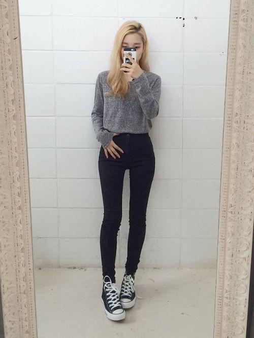 ad3f4b120 Effortless. Cute outfit teen fashion