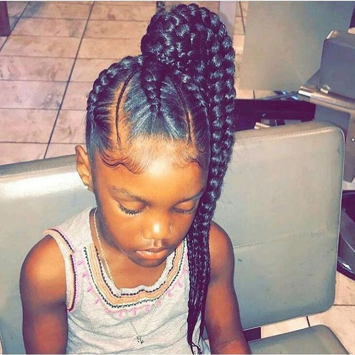 Pin By Jazz On Hair Yasss With Images Kids Braided Hairstyles