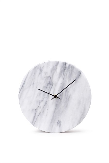 Trend Report: Marble Mix - Marble Clock