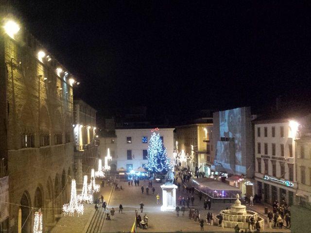 piazza Cavour. rimini piazza emiliaromagna