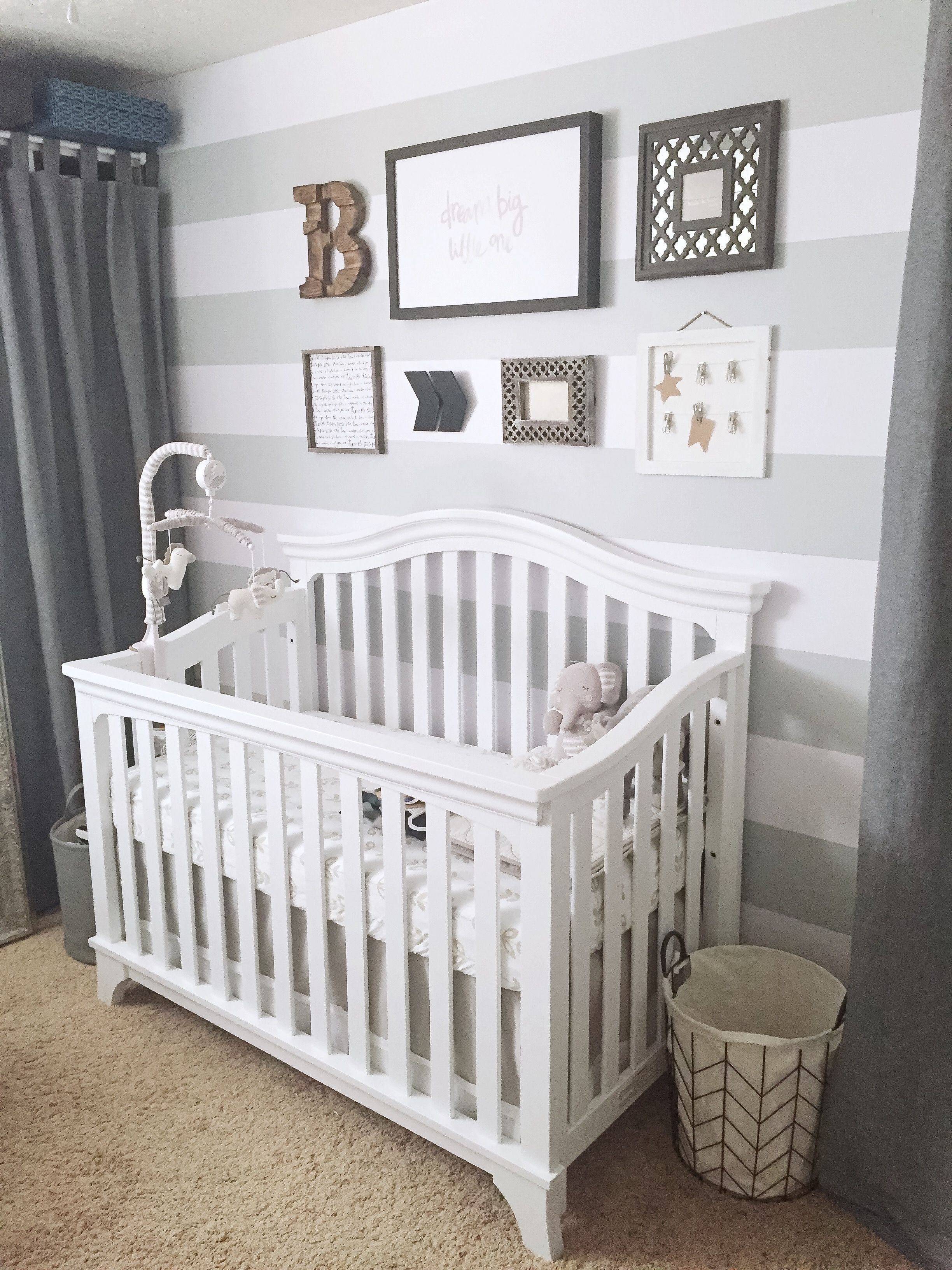 How To Transform A Small Room Into The Perfect Baby Nursery With