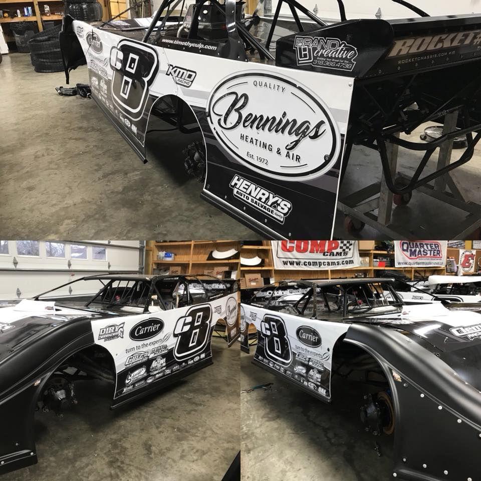 Timothy Culp S 2018 Car Released Dirt Late Model Racing Late