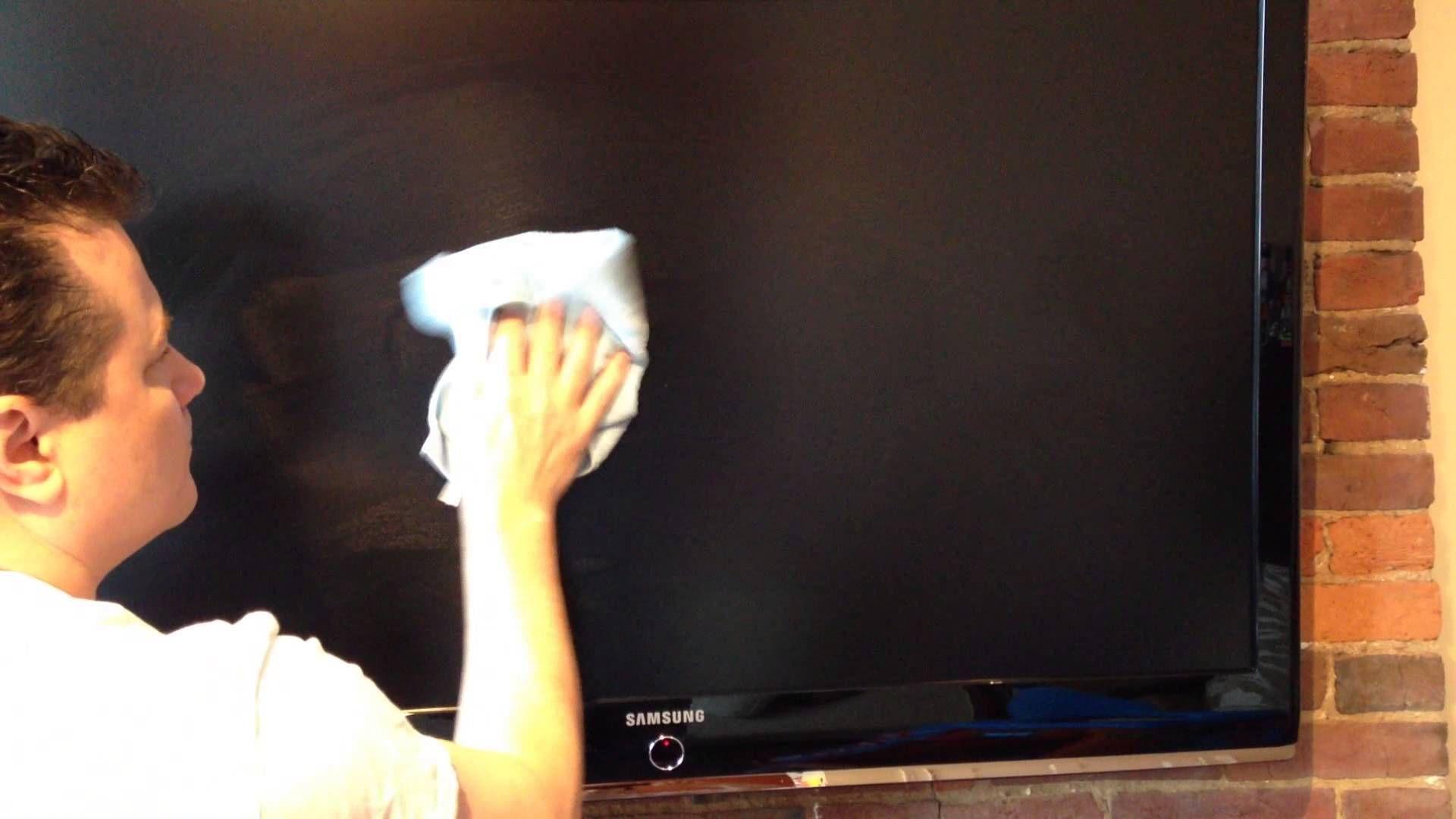 Milk On Samsung Flat Screen Tv Flat Screen Clean Will Remove It Kid Safe Cleaners Flat Screen Samsung Smart Tv