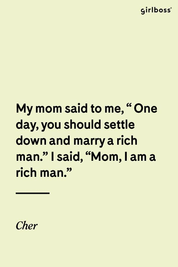Want what a in woman rich men What Do
