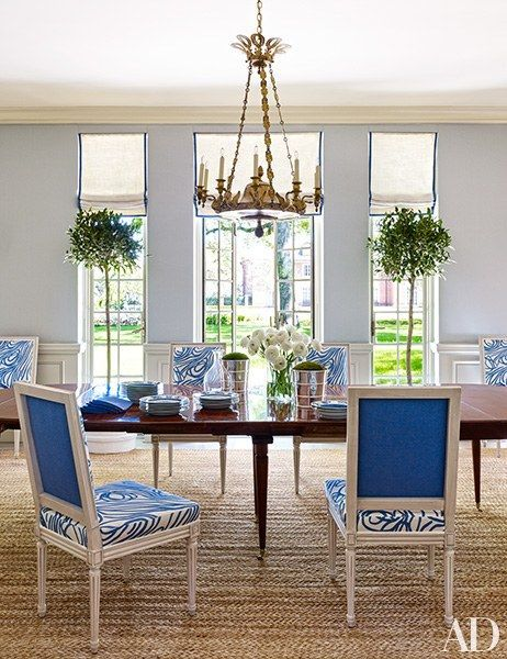 High Drama Dining Rooms