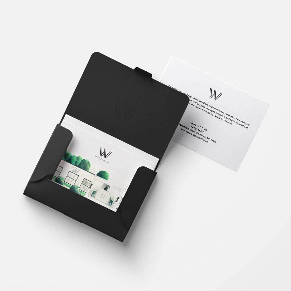 Introducing, Westfield, a complete brand design and venue