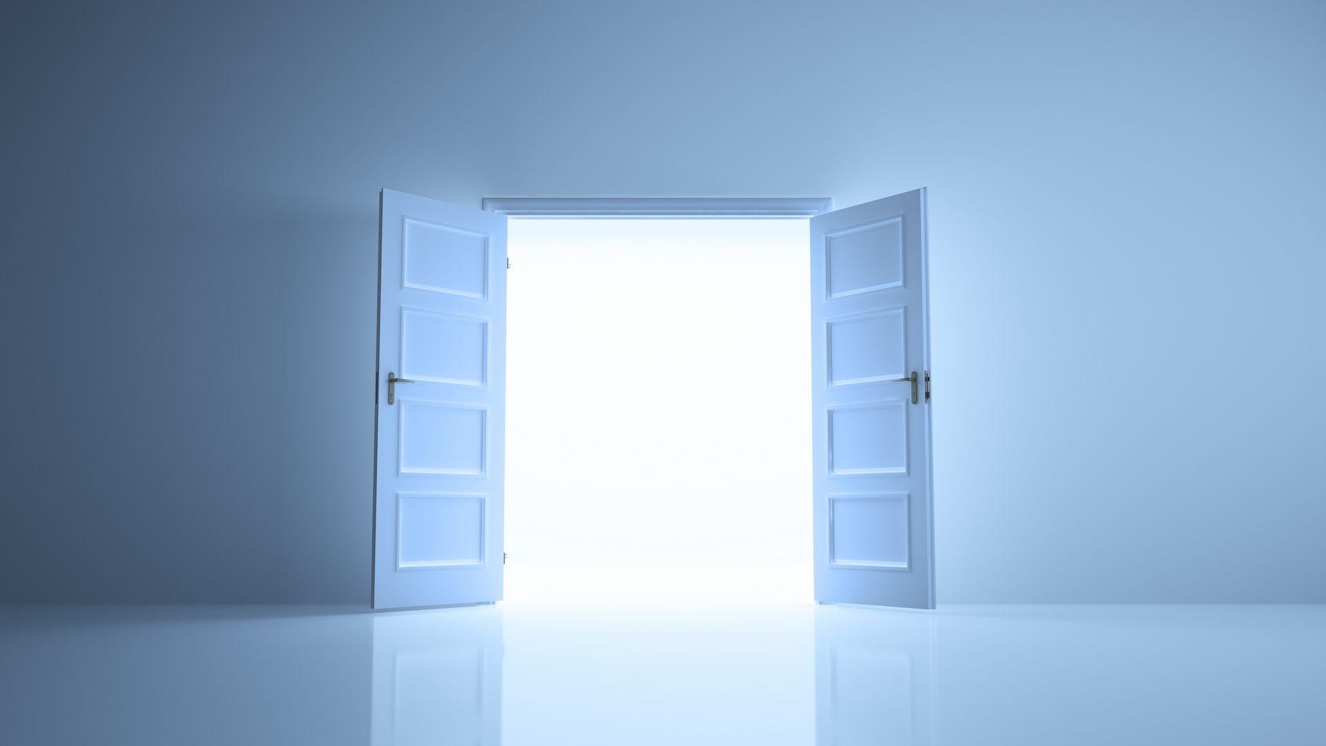 God S Open Doors Huge Door Doors Wall Hd