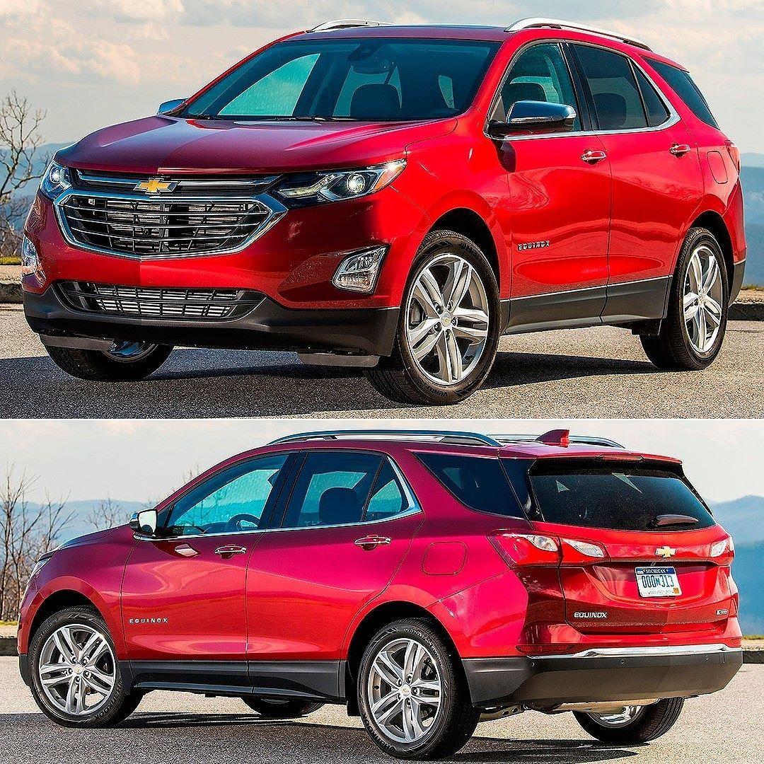 Chevrolet Equinox 2018 General Motors Lancou Nos Estados Unidos A Nova Geracao Do Equinox Compacto Para Chevrolet Equinox 2018 Chevrolet Equinox Chevy Equinox