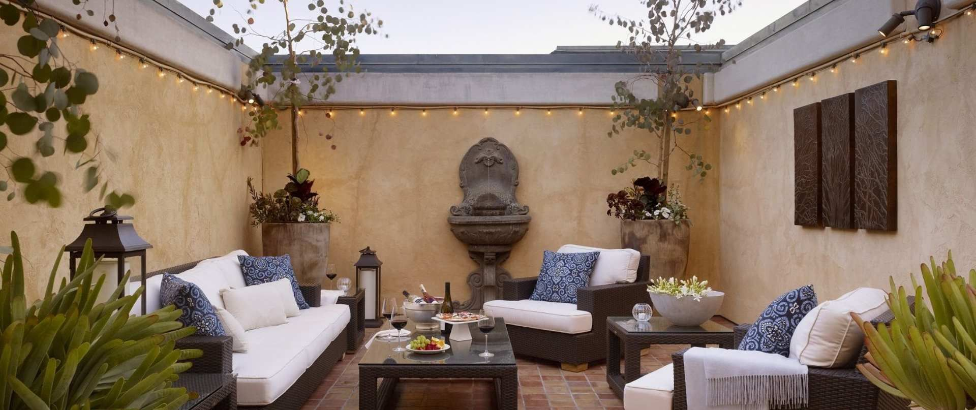 A Luxury Boutique Hotel In Downtown Palo Alto Ca Garden Court United States Of America