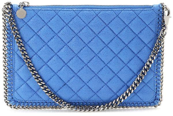 Designer Handbag Sale: STELLA MCCARTNEY Falabella Clutch