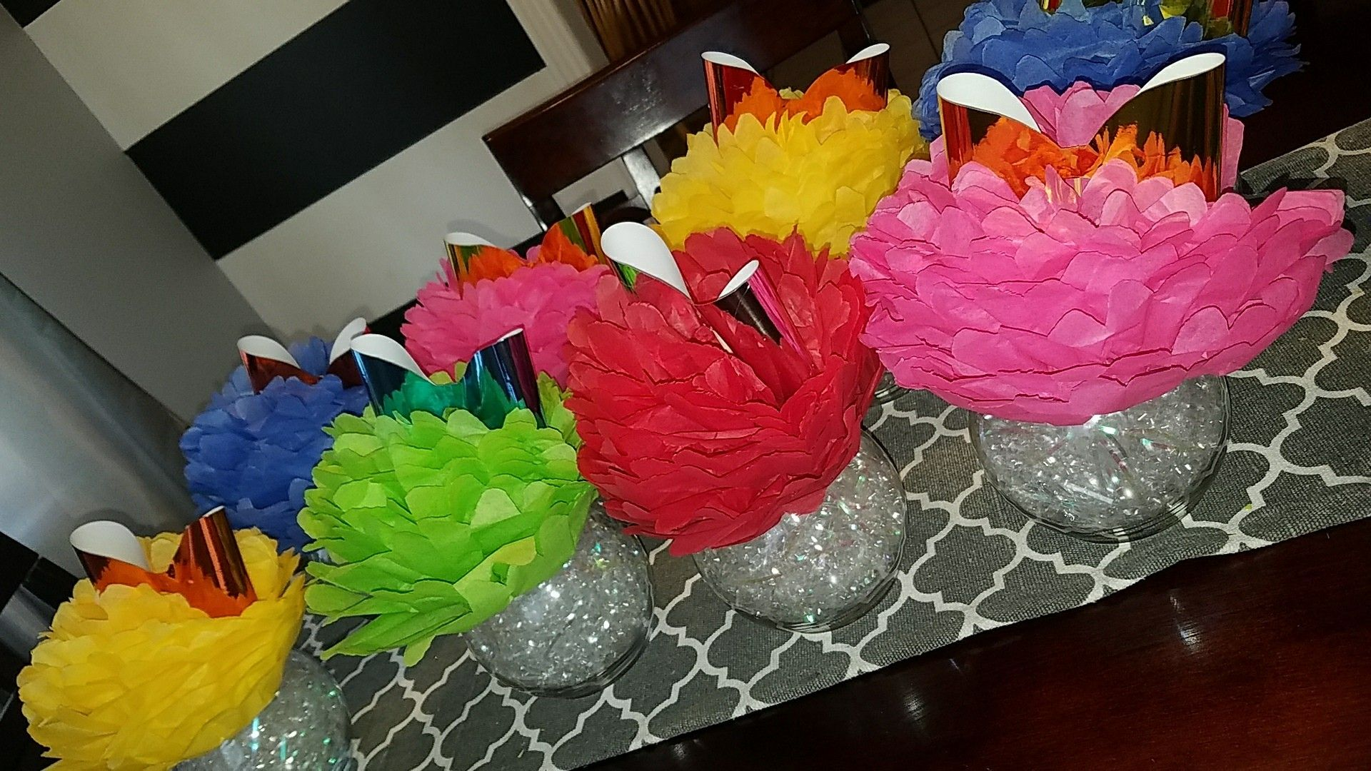 Jojo Siwa Centerpieces Everything Was Bough At The Dollar Tree