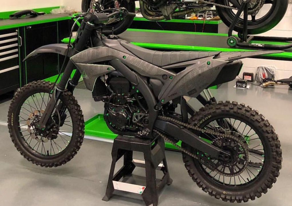 Awesome Motorcross Bike Cool Dirt Bikes Custom Dirt Bike