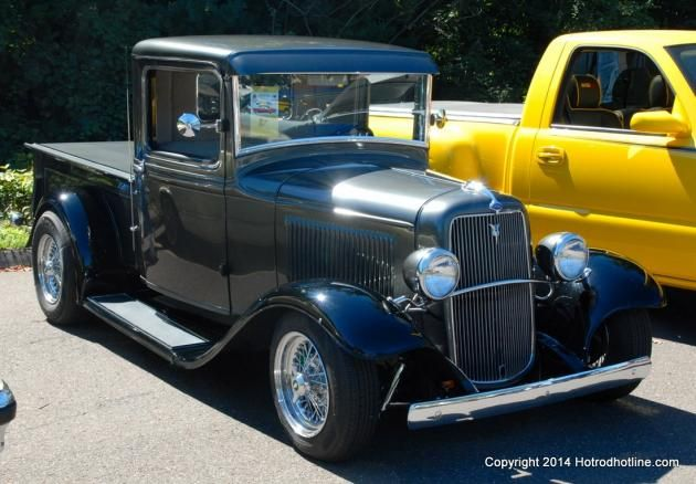 Hot Rod Hotline Car Shows >> 1st Annual Ct Classic Car Show Hotrod Hotline Dap Of Hot Rod