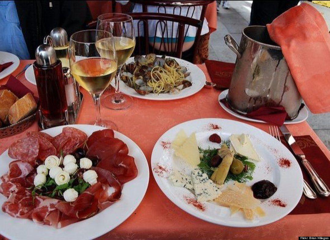 8 Differences Between Italian Food In Italy Vs America Italian Recipes Italy Food Food
