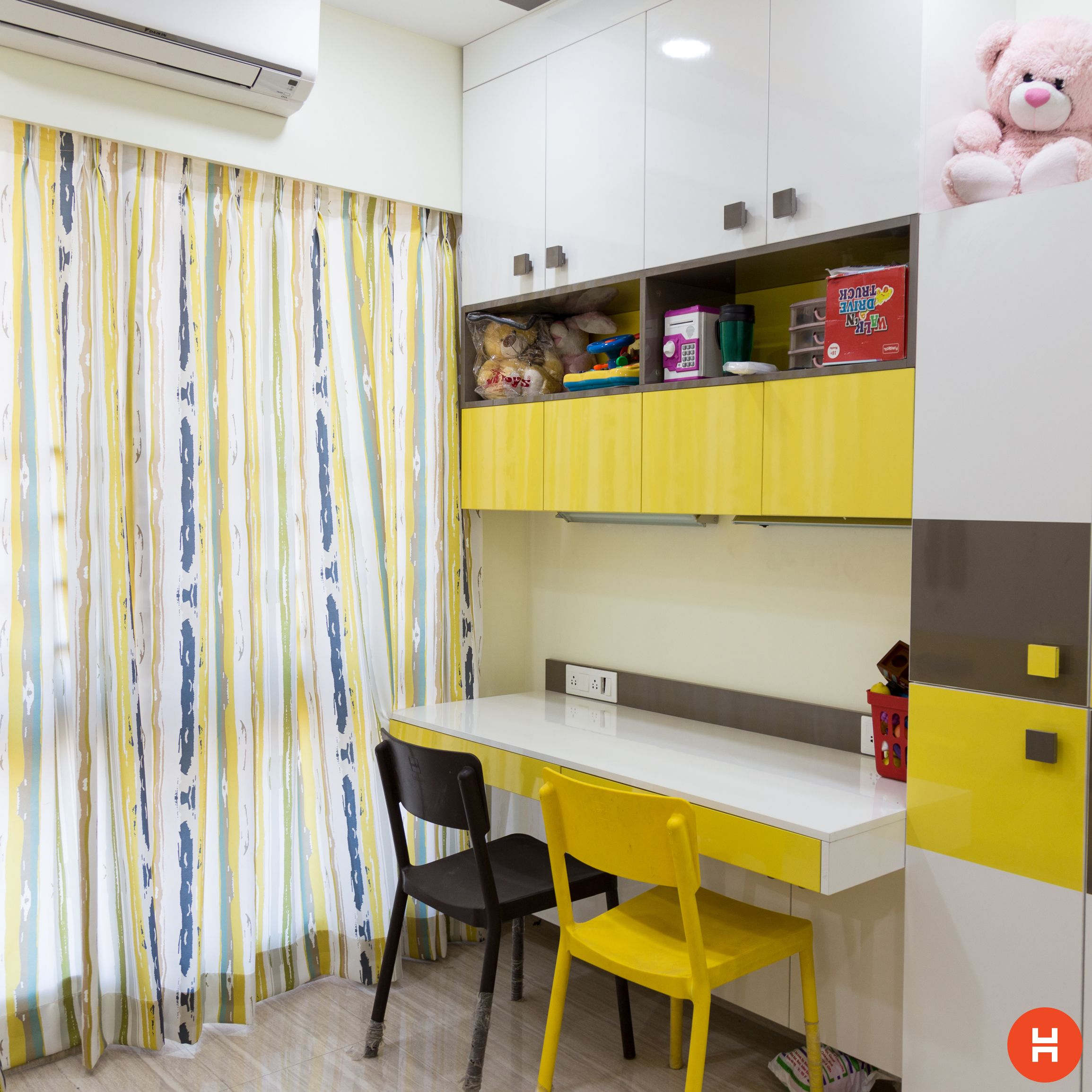 Kids Study Area Ideas: Kids Room Paint, Kids Bedroom Designs