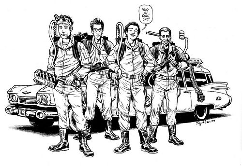Free Car Coloring Pages For Adults : Ghostbusters coloring pages ghostbusters ghostbusters