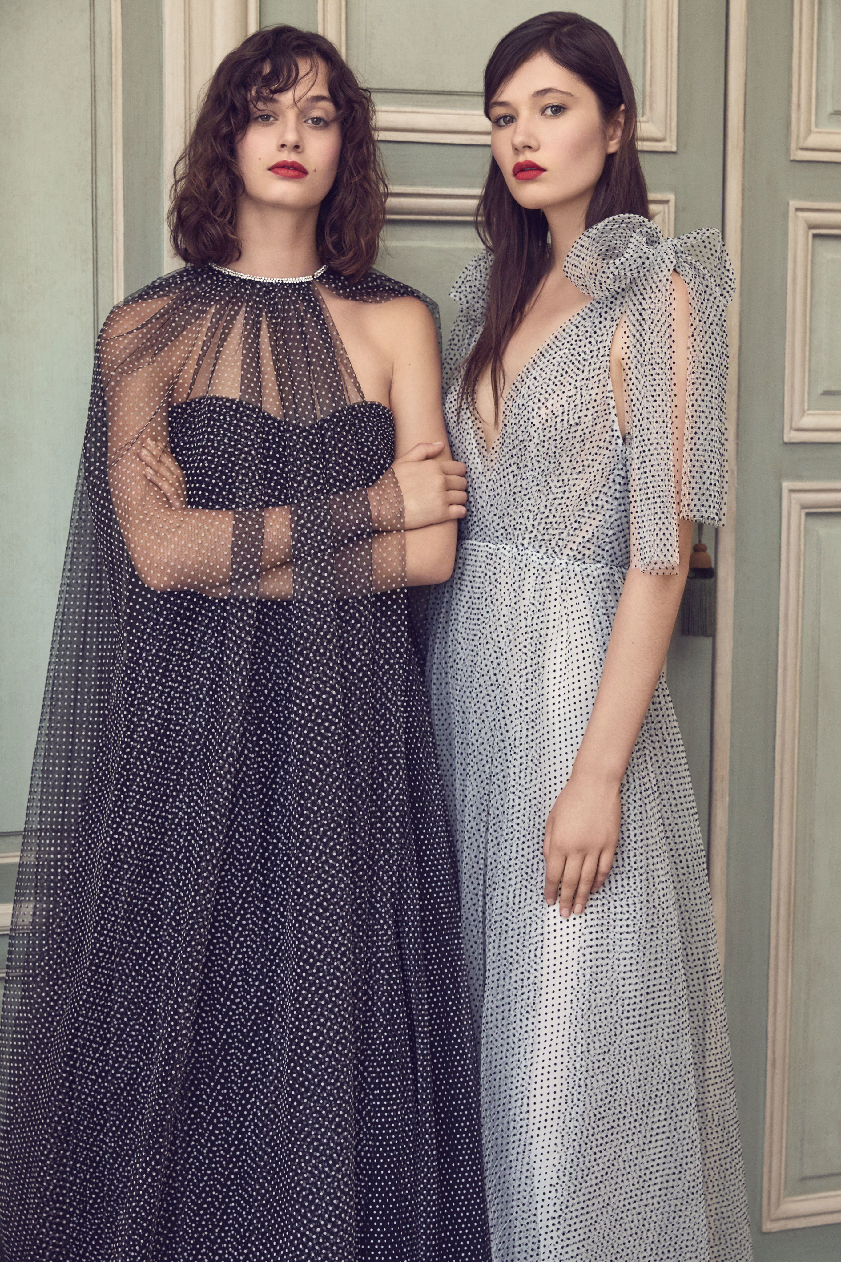 Monique Lhuillier Spring 2019 Ready-to-Wear Fashion Show Collection ...