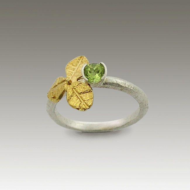 Green Echo Ring
