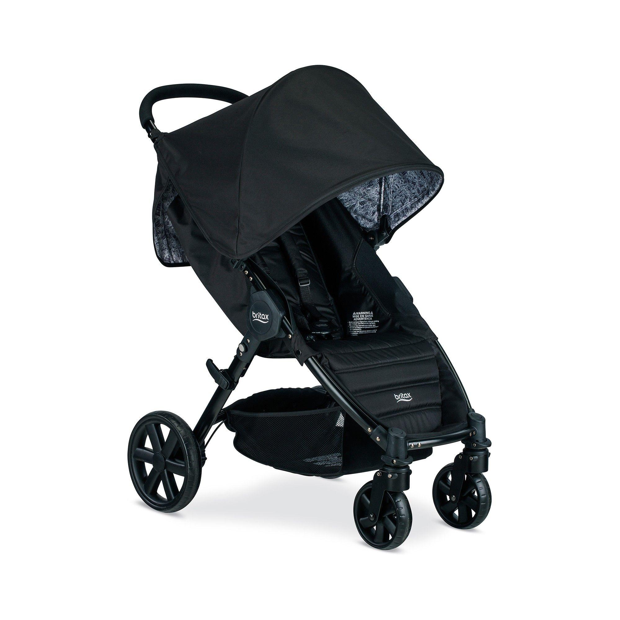 Britax Pathway Stroller Sketch Britax stroller, Baby