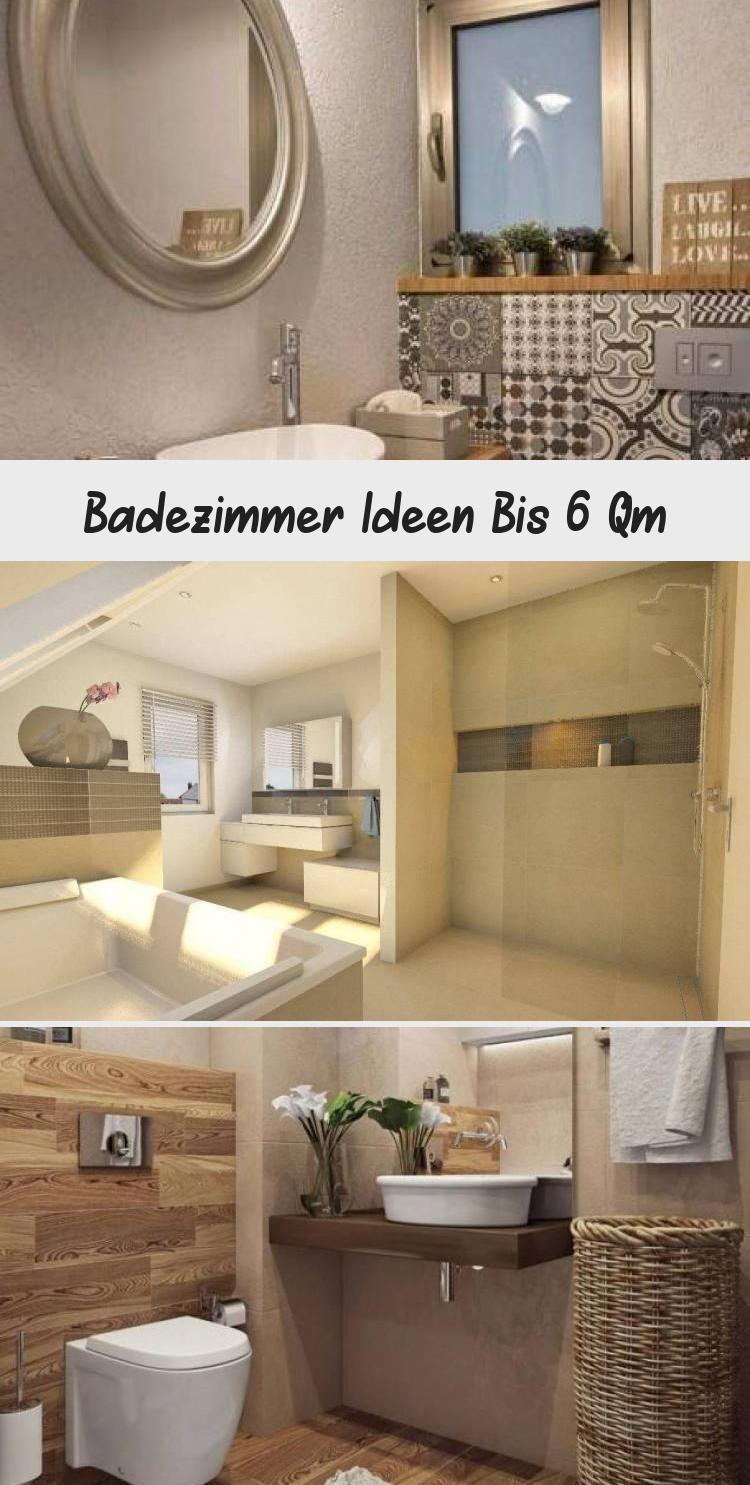 Badezimmer Ideen Bis 6 Qm In 2020 Framed Bathroom Mirror