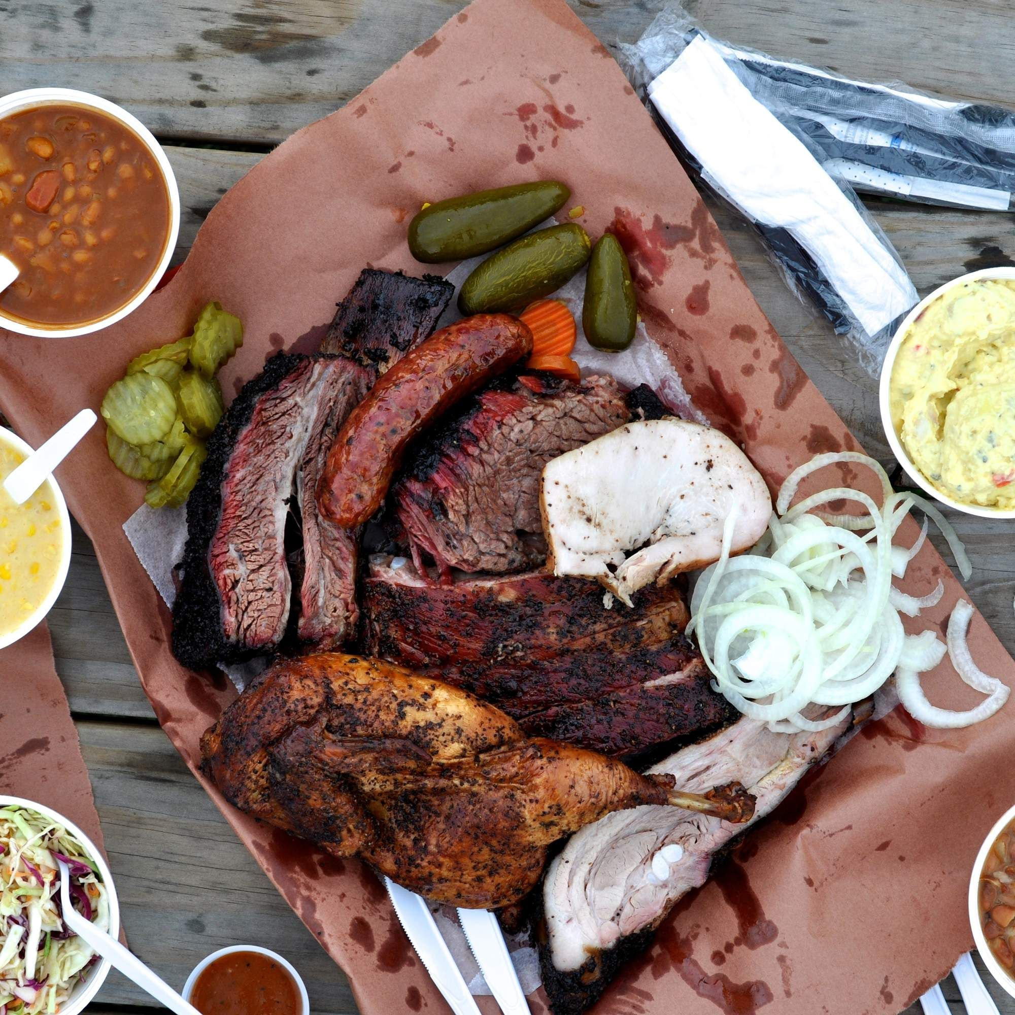 The Definitive Texas Barbecue Style Guide