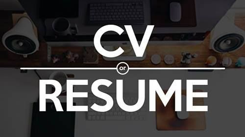cv vs resume the difference and when to use which https