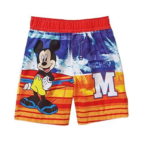 5759434054 Disney Mickey Mouse Swim Trunks Bathing Suit Baby Boys 12 Months -- You can  find out more details at the link of the image.