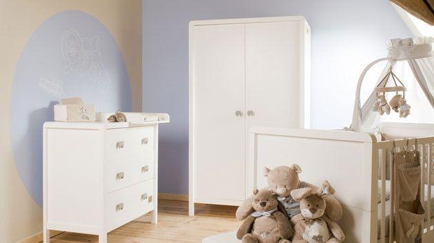 Les bébés aussi ont droit à une peinture écologique pour leur chambre ! Alors pour mette au vert la chambre des plus petits, Noukie's lance une pei...