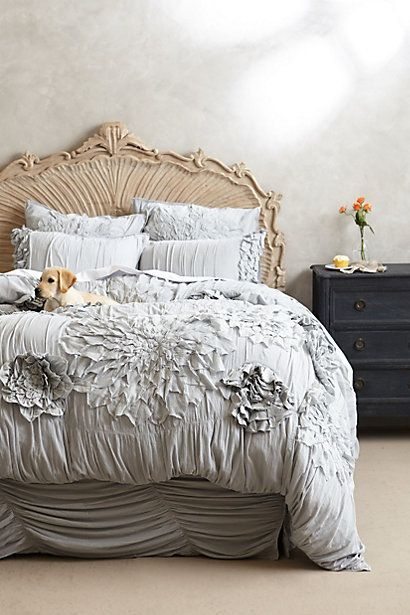 Georgina Duvet Anthropologie Wanting To Tone Down My Bedding So I Can