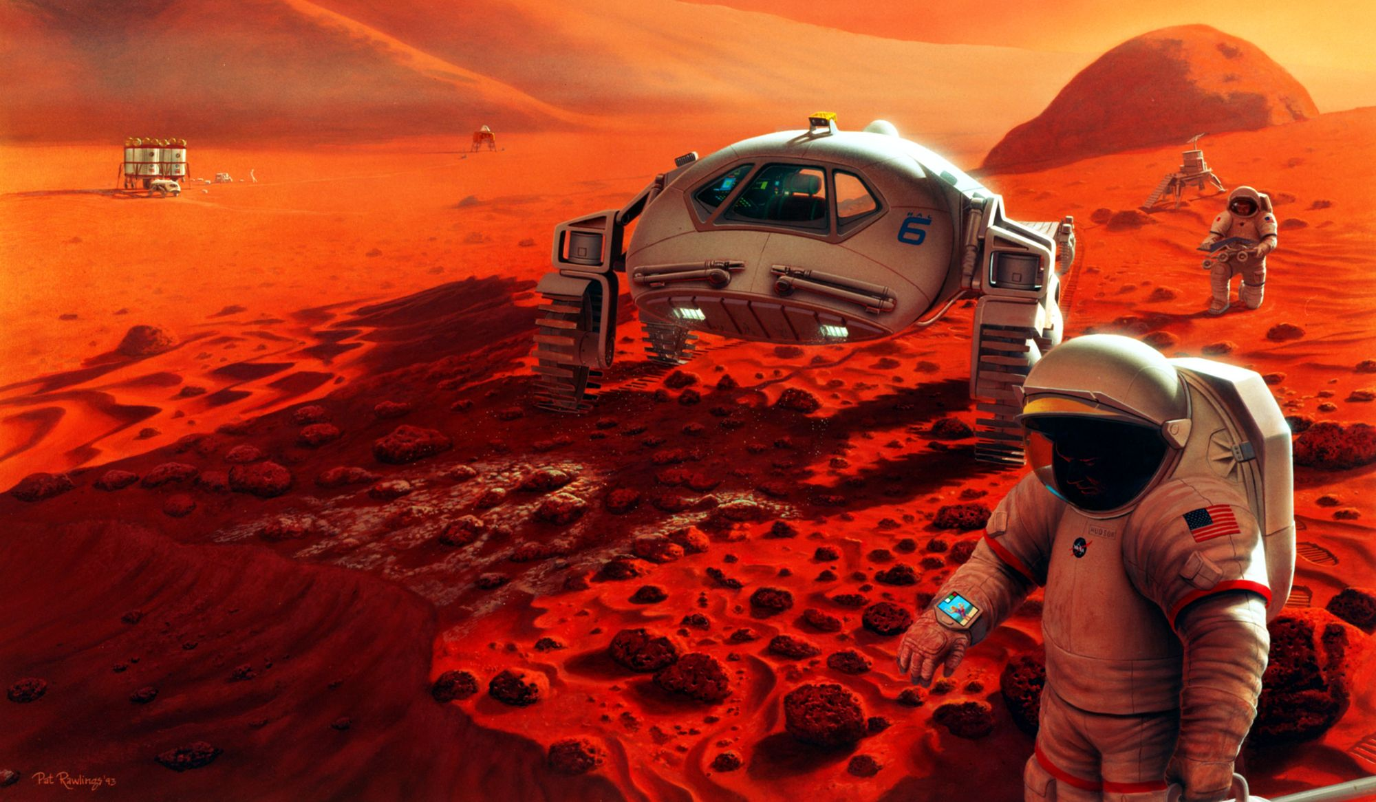 US Needs a Mars Colony, Buzz Aldrin Tells Senators by Mike Wall, Space.com Senior Writer   |  2/26/15