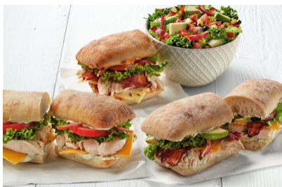 Boston Market introduces four new sandwiches and two new