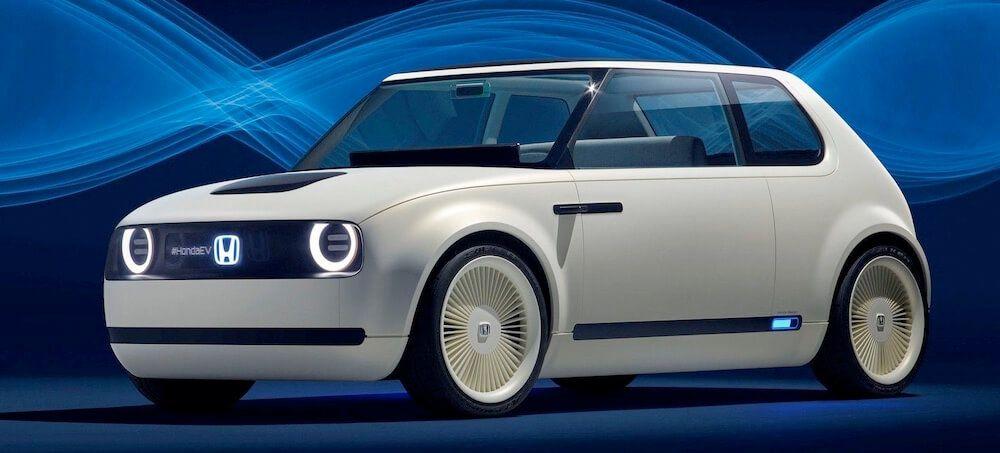 Honda Urban Ev Honda Best New Cars Small Electric Cars