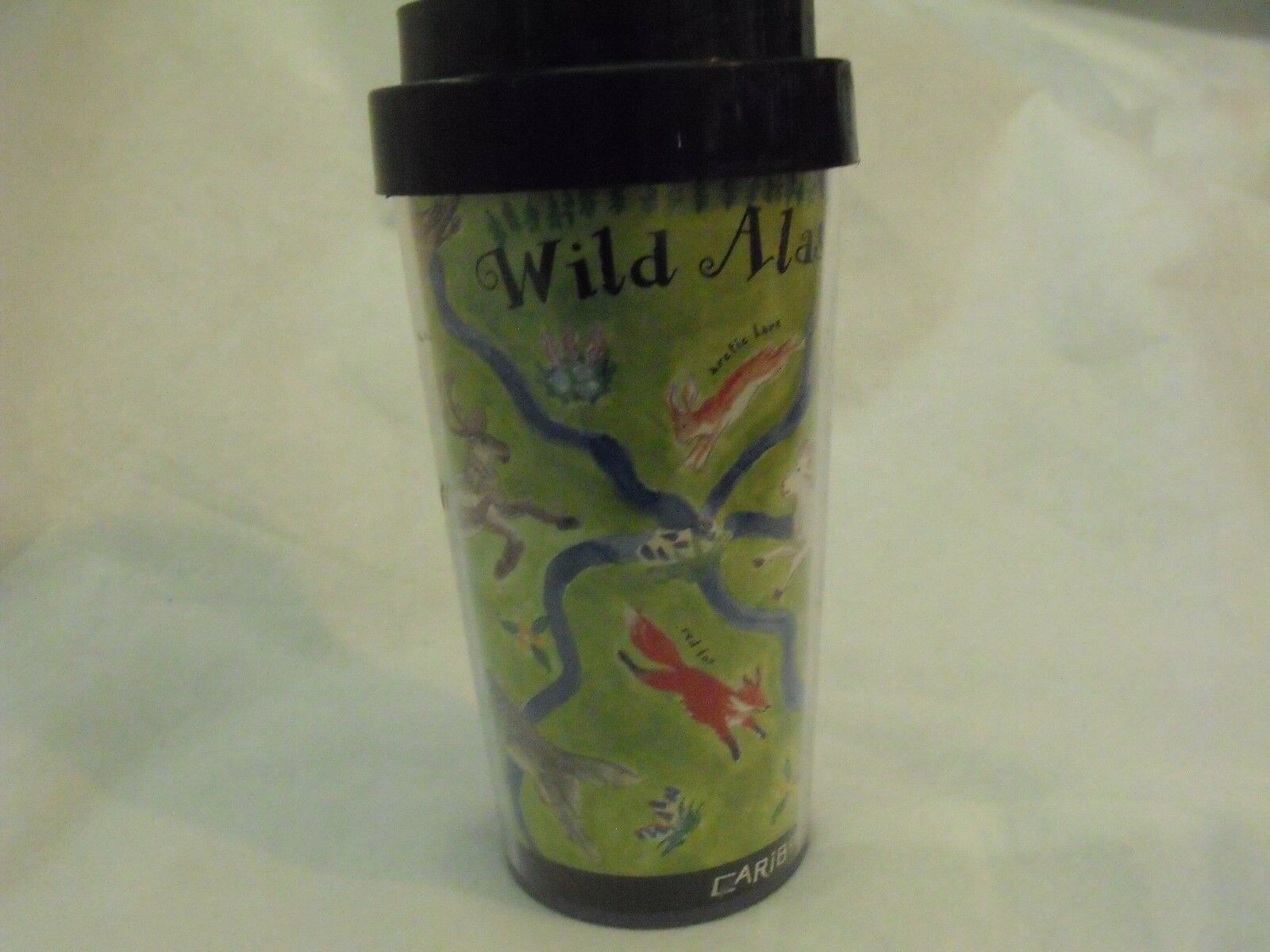 Caribou Coffee Thermal Cup with Lid, Wilderness Society ...