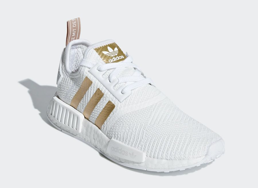 0677be26a89 adidas NMD R1 Metallic Stripes Pack Release Date - SBD