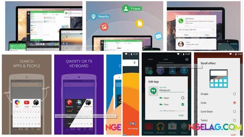 10 Aplikasi Android Tercanggih Unik Dan Keren Aplikasi Android