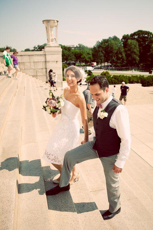 Washington Dc Courthouse Wedding Schmitz Photography Bride Groom6 275x412 Melissa Davids In