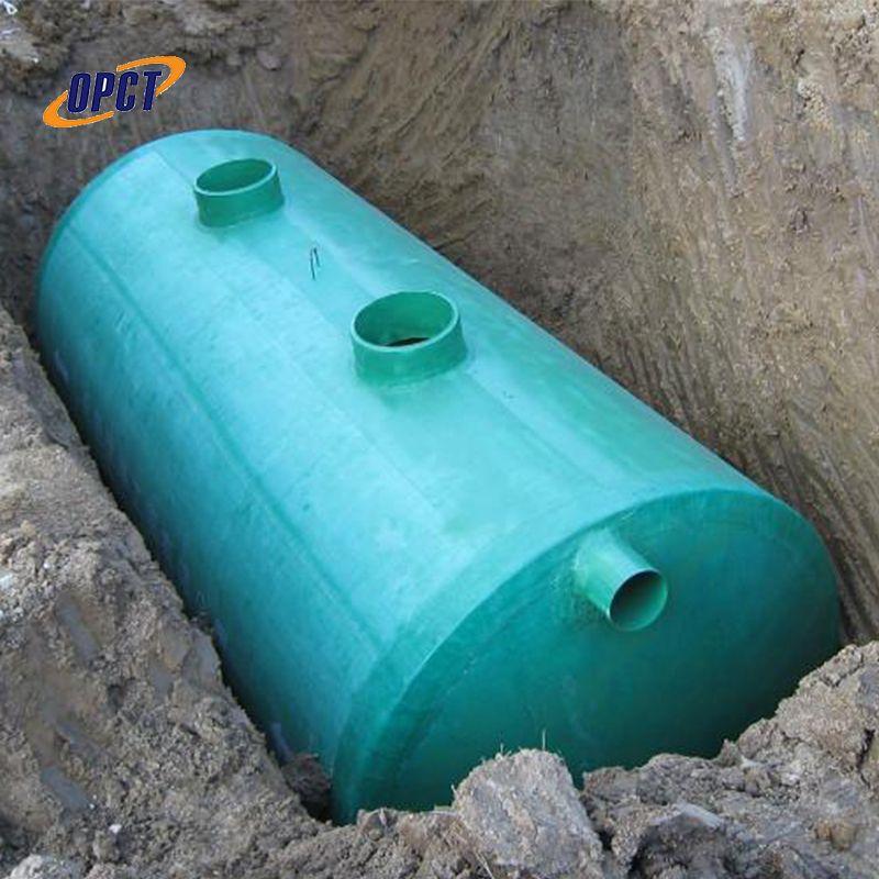 Fiberglass Biotech Fiber Septic Tank Toilet Septic Tank Septic Tank Fiberglass Electronic Products