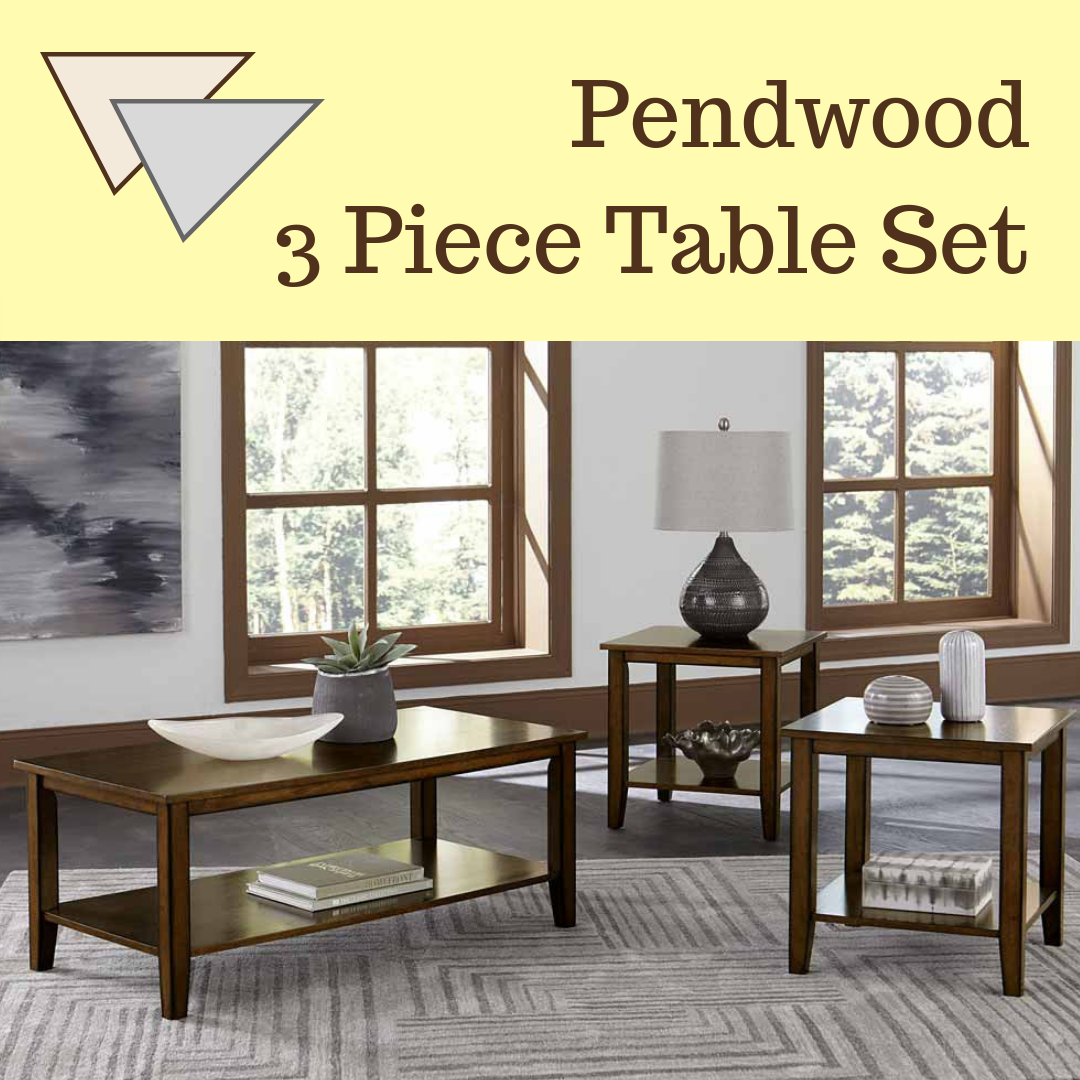 This Simply Chic Living Room End Table Set Is This Week S